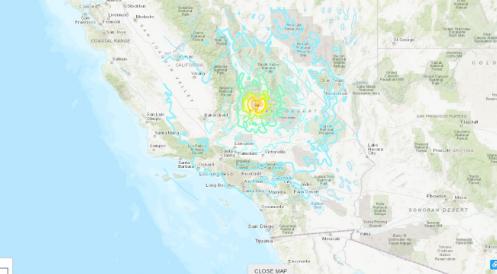紧急提醒:美国南加州地震,注意妥善应对